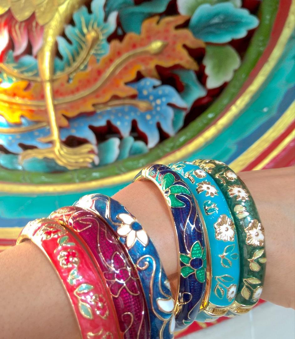 bracelet_ming_in_the_mood_for_love_rose_emaille_fleuri_or_mannequin