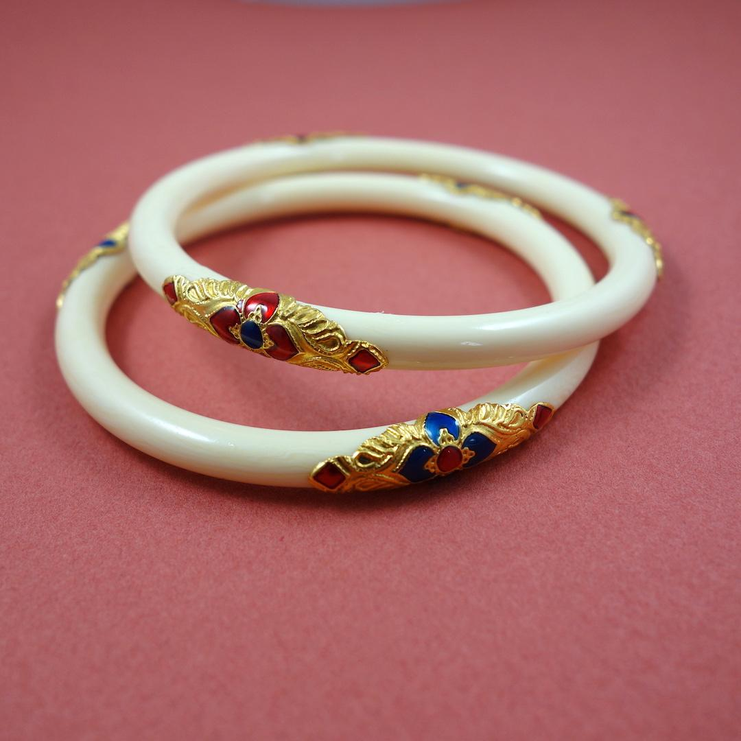 jonc-siam-bouddhiste-talisman-resine-or