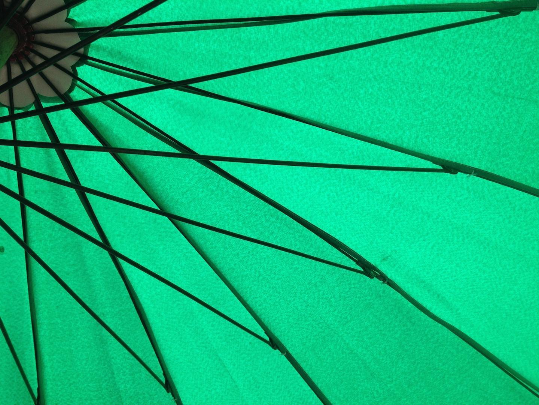 parasol-vert-voyage-bangkok-peregrination