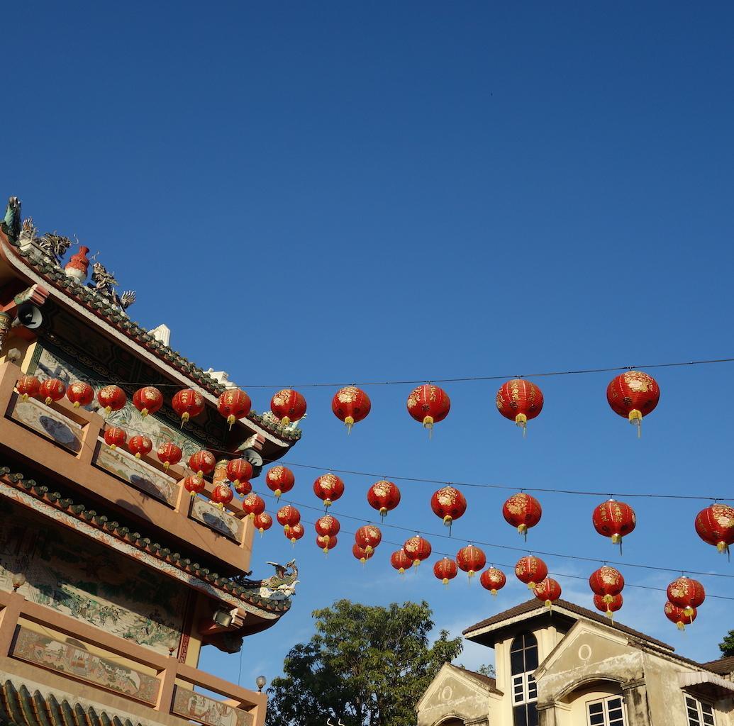 Temple chinois Bangkok