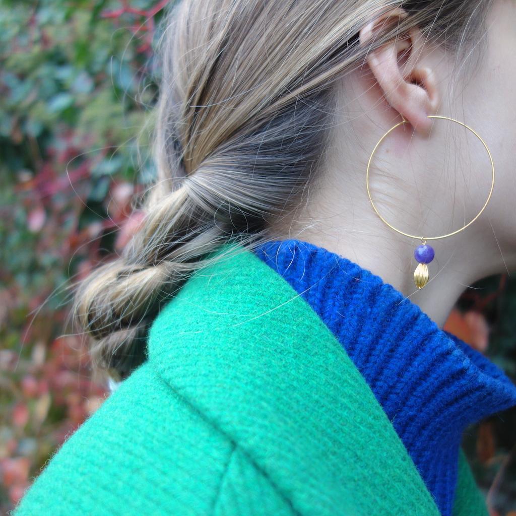 creoles_violette_roulotte_dore_or_fin_amethyste_boheme_mannequin