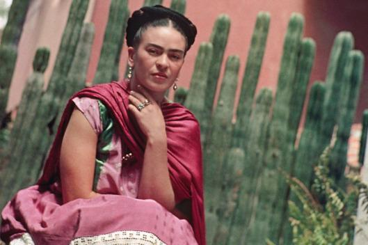 Frida cactus archive mexico