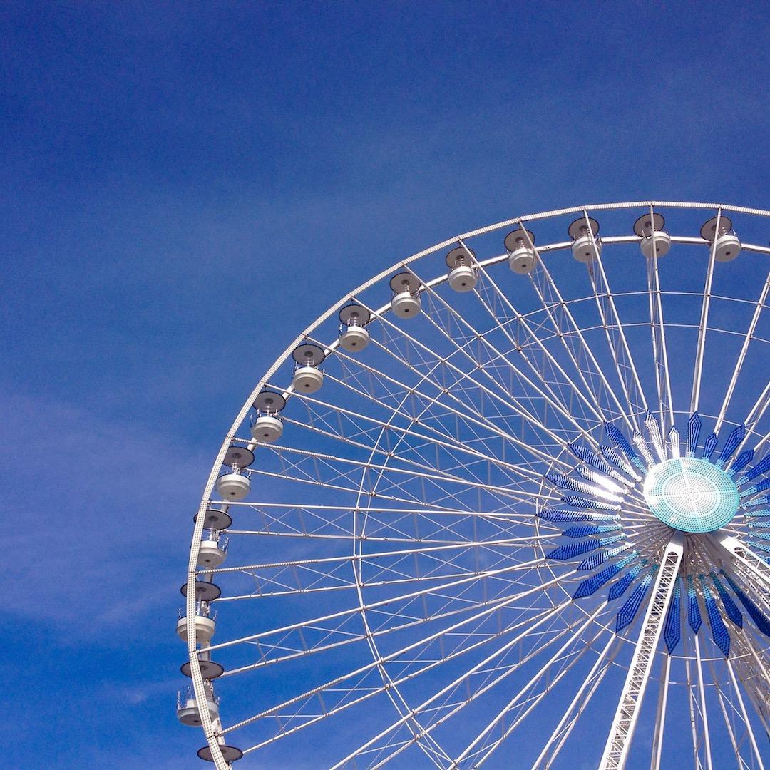 Gde roue Marseille
